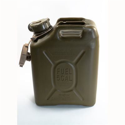 70FLJER Jerry Can Military Style