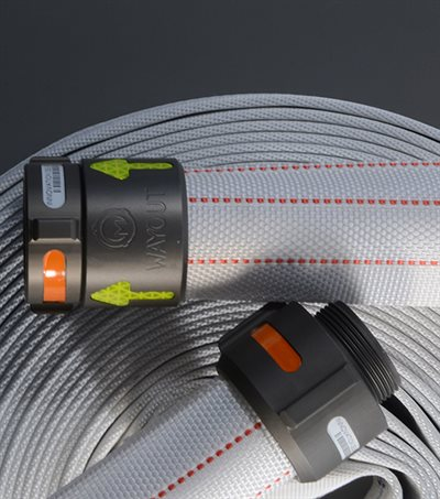 Carry Lite Fire Hose