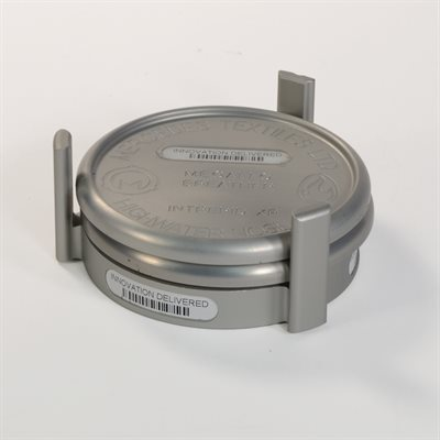 PR2633 S Coaster holder silver 1