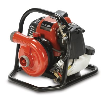 WICK 100G RFT Fire pump