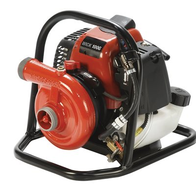 WICK 100G RFTC Fire pump
