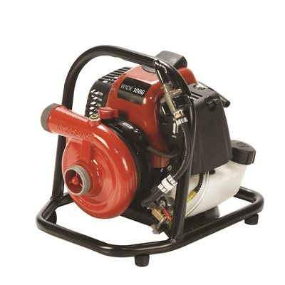 WICK 100GB RFT fire pump