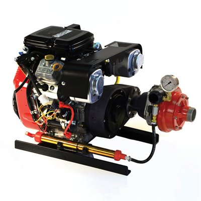 WICK F200 18BCH Fire pump channel frame
