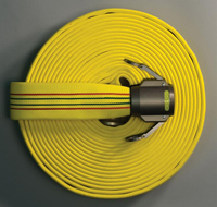 Snowmaking hose manufactured by Mercedes Textiles