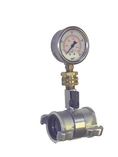 70METG15QC In Line Pressure Test Gauge