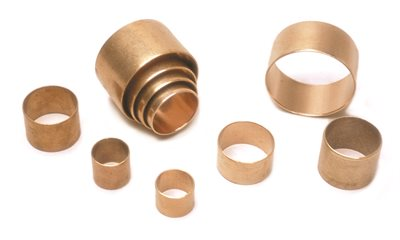 Brass Expansion Rings Brass Expansion Rings