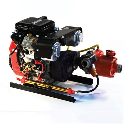 WICK BN4200 18BCH Fire pump channel frame