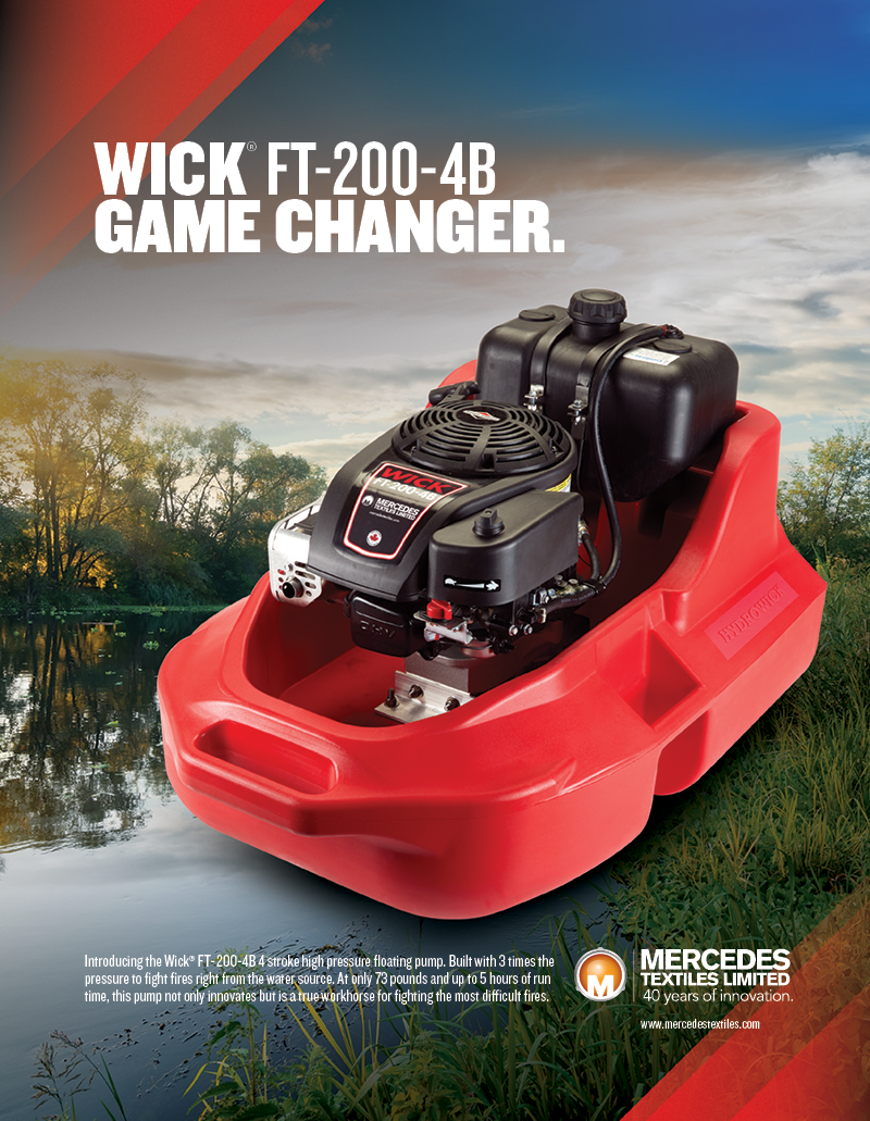 New Portable Floating Fire Pump